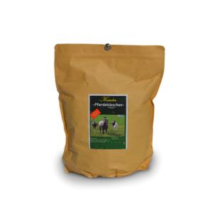Kräuter-Pferdeküsschen