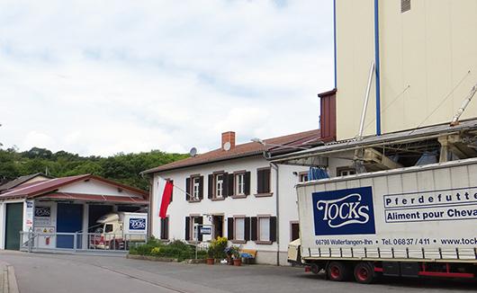 Futtermühle Tock GmbH in Wallerfangen-Ihn